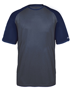 Adult Sport Heather Tonal Short-Sleeve T-Shirt