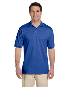 Men's  5.6 oz. 50/50 Jersey Polo with SpotShield™