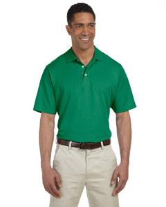 Men's  High Twist Cotton Tech Polo