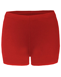 "Ladies 2.5"" Inseam Blended Compression Short"