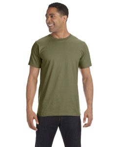 Men's  4.5 oz. 100% Organic Ringspun Cotton T-Shirt