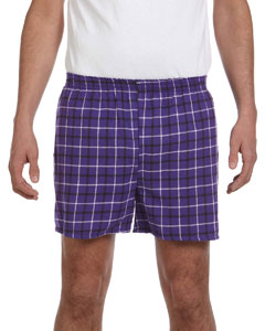 Unisex Plaid Flanne`Short