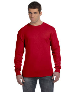 4.5 oz. 100% Ringspun Cotton nano-T® Long-Sleeve T-Shirt