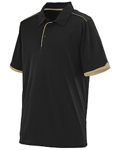 Adult Wicking Snag Resistant Polyester Sport Shirt