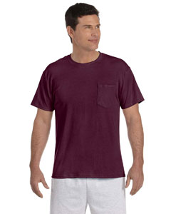 5.2 oz. 50/50 ComfortBlend® EcoSmart® Pocket T-Shirt