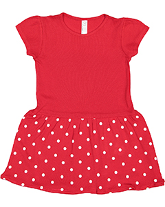 Toddler Baby Rib Dress