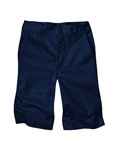 7.5 oz. Boy's Flat Front Short