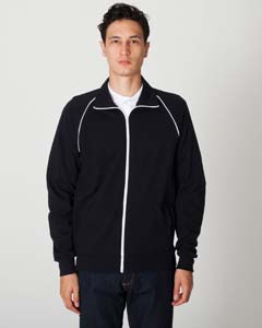 California Fleece Track Jacket