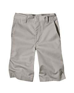 7.75 oz. Boy\'s Flat Front Short