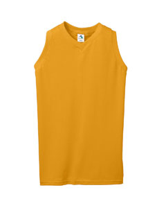 Ladies Sleeveless V-Neck Shirt