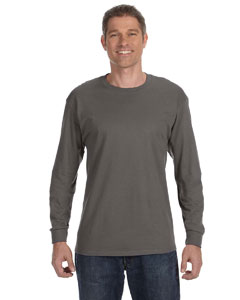 6.1 oz. Tagless® ComfortSoft® Long-Sleeve T-Shirt