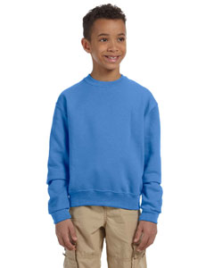 Youth  8 oz. NuBlend® 50/50 Fleece Crew