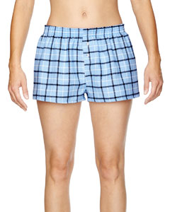 Juniors Flanne`Short