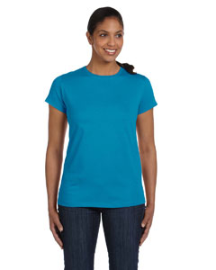 Ladies  5.2 oz. ComfortSoft® Cotton T-Shirt