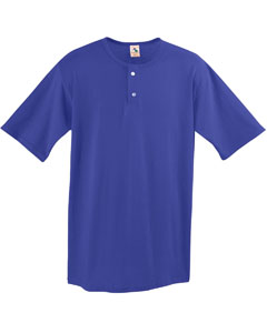 50/50 Two-Button Basebal`Jersey