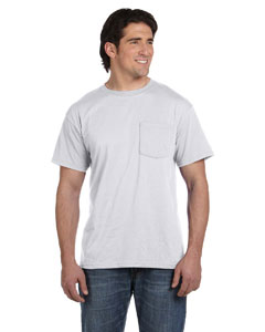 5.6 oz. 50/50 Best™ Pocket T-Shirt