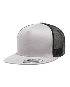Adult 5 -Panel Classic Trucker Cap