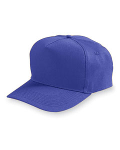 Adult 5-Panel Cotton Twill Cap