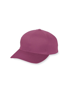 6-Pane`Cotton Twil`Low Profile Cap