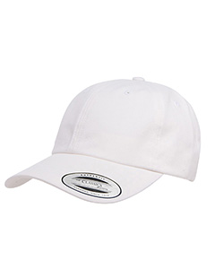 Adult Peached Cotton Twill Dad Cap