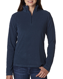 Ladies' Crescent Valley 1/4-Zip Fleece