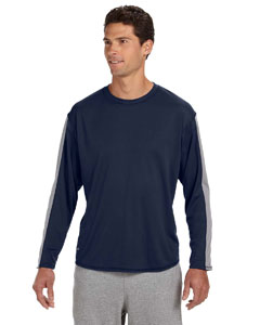 Dri-Power® Long-Sleeve Performance T-Shirt