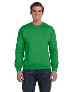 Adult Combed Ringspun Fashion Fleece Crew Neck Sweatshirt