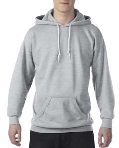 7.2 oz. Fleece Pullover Hood