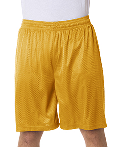 "Adult Mesh/Tricot 9"" Shorts"