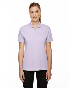 Ladies Cotton Blend Pique Polo