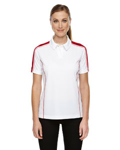 Ladies Eperformance™ Pique Color-Block Polo