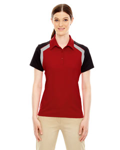 Ladies Edry™ Color-Block Polo