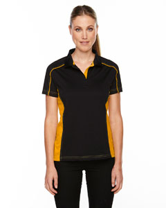 Fuse Polos Ladies Snag Protection Plus Color-Block Polos