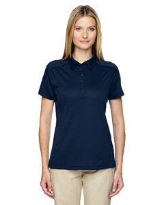 FLUID Ladies Performance Melange Polo