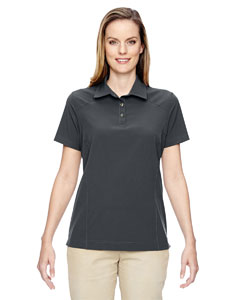 Ladies Excursion Crosscheck Woven Polo