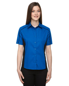 Fuse Ladies Color-Block Twil`Shirts