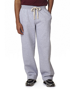 Adult Cross Weave® Open-Bottom Sweatpants