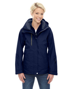 Caprice Ladies 3-In-1 Jacket With Soft Shel`Liner