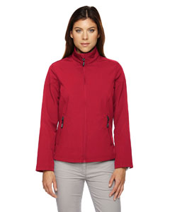 Cruise Ladies 2-Layer Fleece Bonded Soft Shel`Jacket