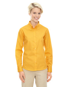 Operate  Ladies Long Sleeve Twil`Shirts