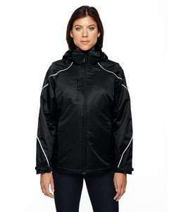 Angle Ladies 3-In-1 Jacket With Bonded Fleece Liner