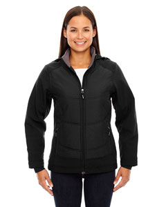 Neo Ladies Insulated Hybrid Soft Shel`Jackets