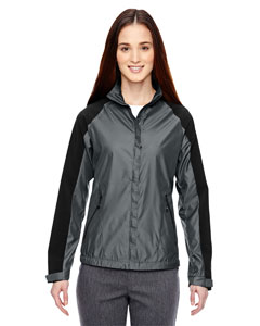 BOROUGH LADIES' LIGHTWEIGHT JACKET WITH LASER PERFORATION