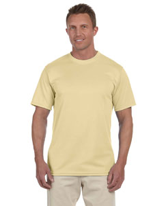 100% Polyester Moisture Wicking Short-Sleeve T-Shirt