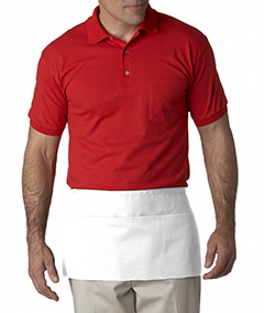3-Pocket Waist Apron