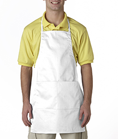 2-Pocket Adjustable Apron
