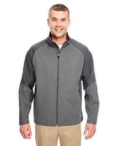 Adult 2-Tone Soft Shell Jacket