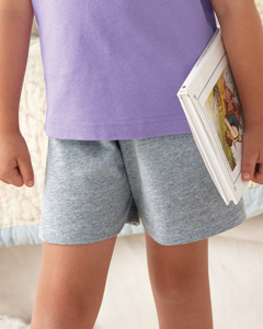 Toddler  5.5 oz. Cotton Shorts