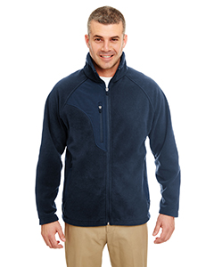 Adult Micro-Fleece Full-Zip Jacket