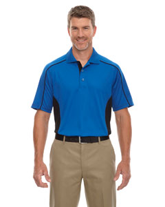 Fuse Polos Men's Snag Protection Plus Color-Block Polos